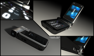 Nokia N93i by REDWOOD3D