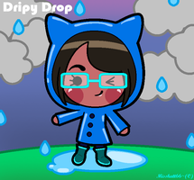 .::Dripy Drop::. by Misskatt66