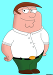 Family Guy: Peter Griffin by AutoTFNT979