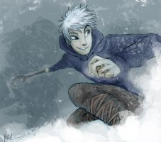 RoTG - Free Spirit by Myed89