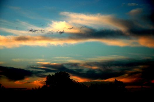 These skys of ours... by Sweetbellaroe