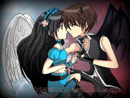 95. Heaven and Hell by Haoiki