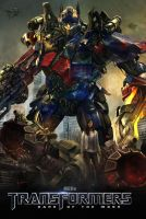 Optimus Prime by jasonlan
