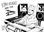 King Kulas and The Hydro's by AaronSmurfMurphy
