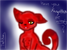 Have you FORGOTTEN me already? by SugaryLovewish