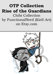 OTP Collection: Rise of the Guardians by Kiell-Art