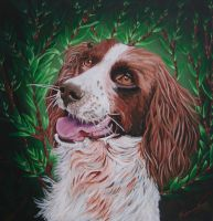 Woof by ArtIsLife88