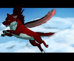 PC- soaring by dttey