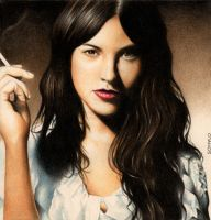 Amelia_Warner_By_Somalo by Somalo1