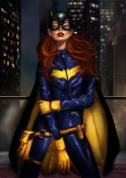 BATGIRL by TheoEvans