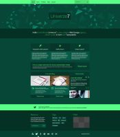 Univerze7 Meto Inspired Web Design by SMHYLMZ