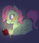 C-A-C AT: Raspberry Wings by SplendNightray