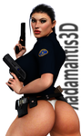 The Officer by Radamantis3d