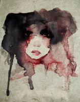 Blood and Mascara by Heart-Beats