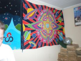 Tapestry by pretending2bme