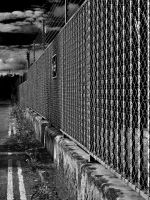 iron curtain by awjay