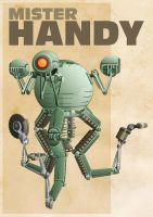 Mister Handy by 4MindZapper
