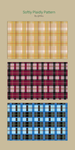Softly Plaids Pattern by rikulu