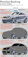 Car photoshop tutorial by MartinEDesign