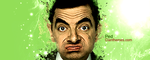 Mr Bean signature by TcE-Noto