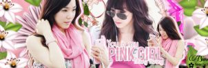 Tiffany is my Pink Girl Request by Bunny by BunnyLuvU