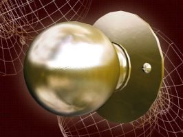 Door Handle v2 For CD-Rom by lonnietaylor