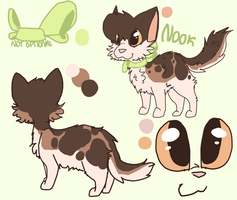 [NEW REF IN DESCRIPTION] Reference // Nook by nooks-crannies