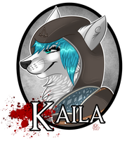 [BADGE] :.Kaila.: by OtakuCamaro