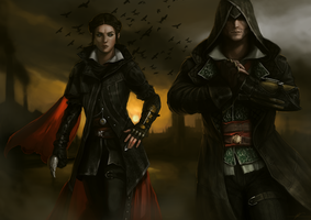 Assassin's Creed Syndicate. by jodeee