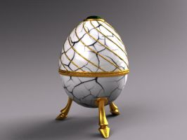 Faberge Egg by albertRoberto