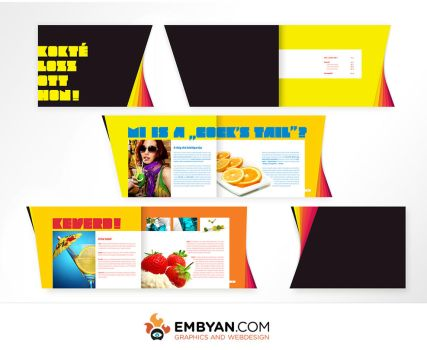 Coctail Brochure by embyan