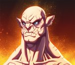 The Pale Orc by Javas