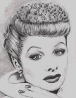 I love Lucy by candysamuels