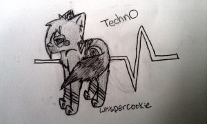 FURRY DREW ME TECHNO by KitKatQT
