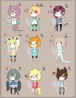 GRAB-BAG ADOPTS CLOSED by Kiwi-adopts