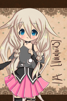 [Fanart] IA Vocaloid3 by StarzAreShiny