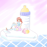 Daddy's Little Baby-ABDL by RFSwitched