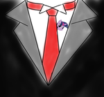 NATG III - Pony in a Suit by JakeIVS