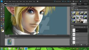 OoT Link - WIP by xXNami-sanXx