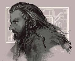 Thorin by TheMinttu