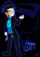 Cartoon Dib-- Finished by Spectra22