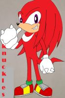 KNUCKLES take 2 by shadowharley98