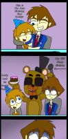 .:. FNAF : Birthday Party At Freddy's .:. by Rise-Of-Majora