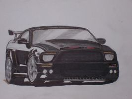 Knight Rider 2008 Kitt Jr. by StormDracona