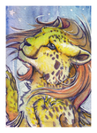 ACEO for Cybre by Leundra