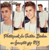 PhotoPack de Justin Bieber 013 by MeeL-Swagger