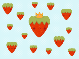 Strawberry Cuties by apparate