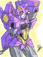 IDW Nautica by WildMagnus