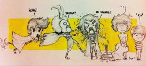 Bananas Are Evil by nogooddreamer
