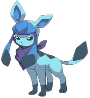 My Glaceon by Rayhak